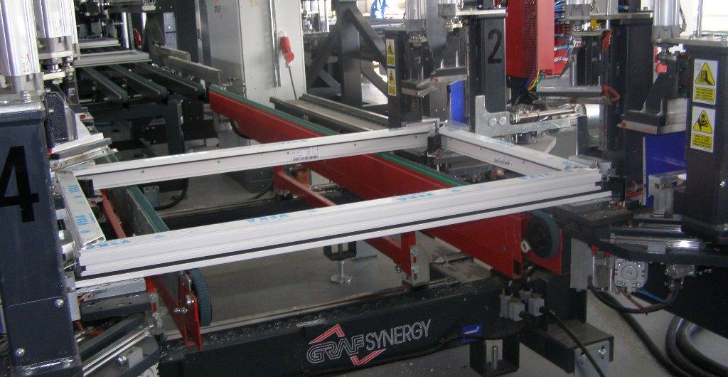 Produkcja stolarki okiennej