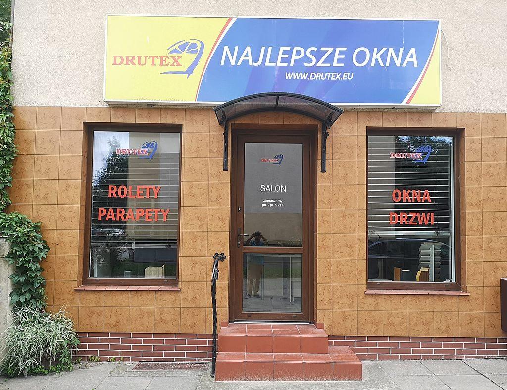 Okna Drutex Gdynia Salon Sprzedaży Detalicznej Okien Pcv